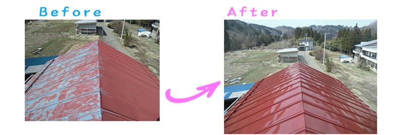 長野県長野市Fさま邸屋根塗り替え工事