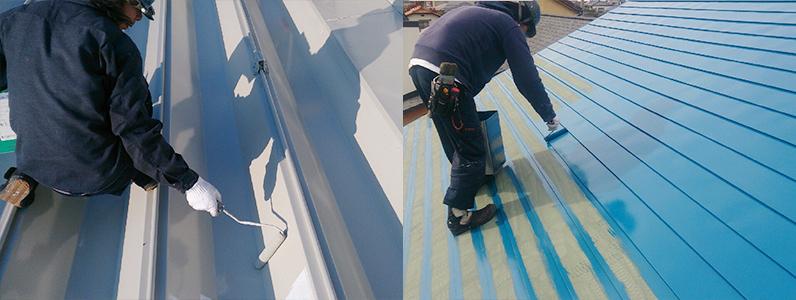 しろくまペイントの屋根塗装価格