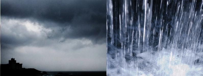台風と大雨・強風