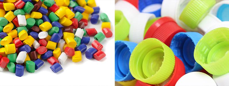 プラスチック原料