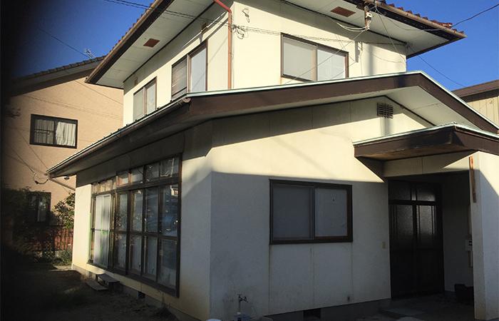 須坂市S会社・社員寮防犯フィルム工事