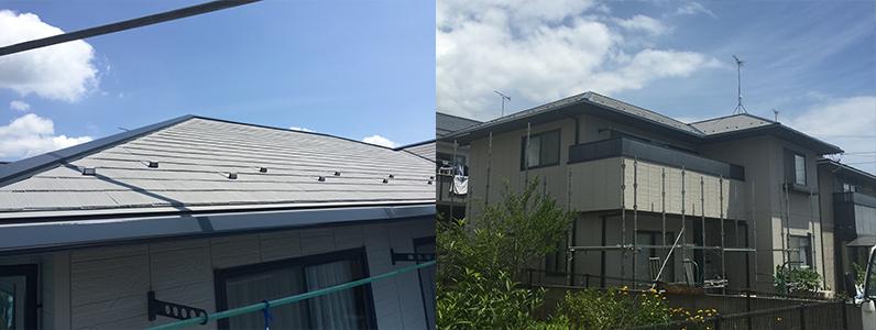屋根塗装5