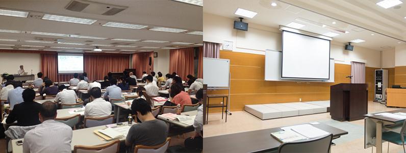 スキルアップのためさまざまな勉強会に参加しています
