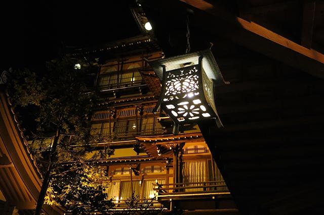 渋温泉郷2