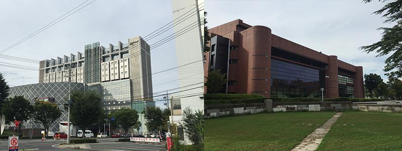 メルパルク・県民文化会館