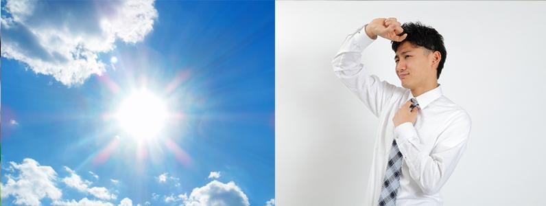 熱中症対策商品について