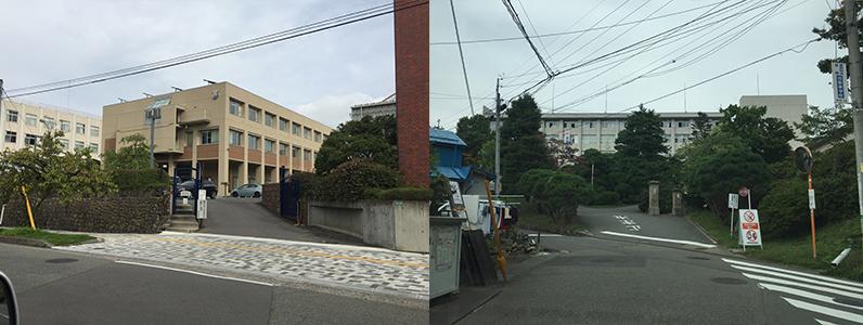 長野清泉女学院・長野東高校