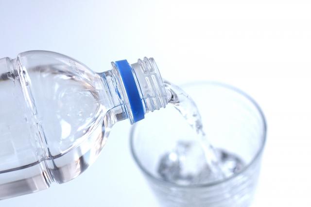 こまめに水分補給をおこないましょう