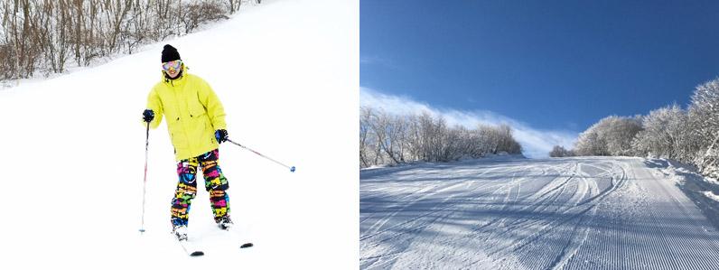 白馬乗鞍のスキー場おすすめです