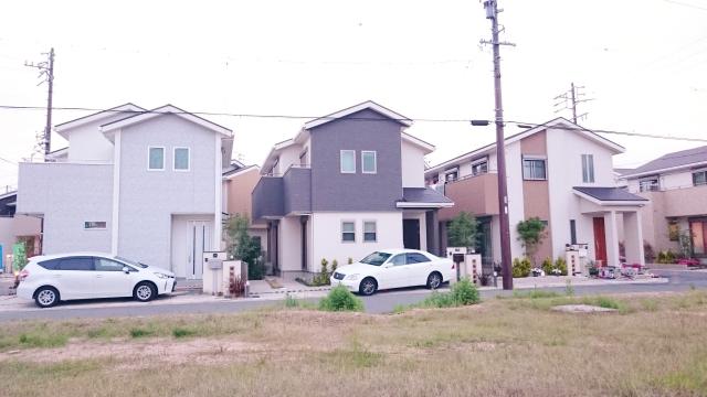 須坂市住宅塗装