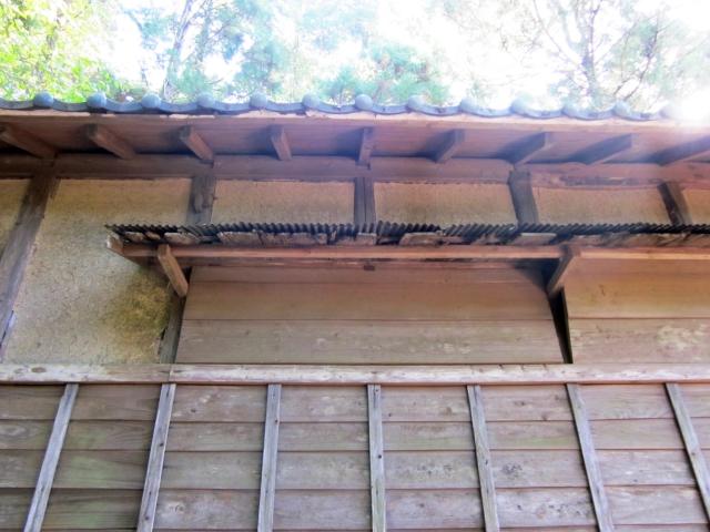 須坂市トタン屋根