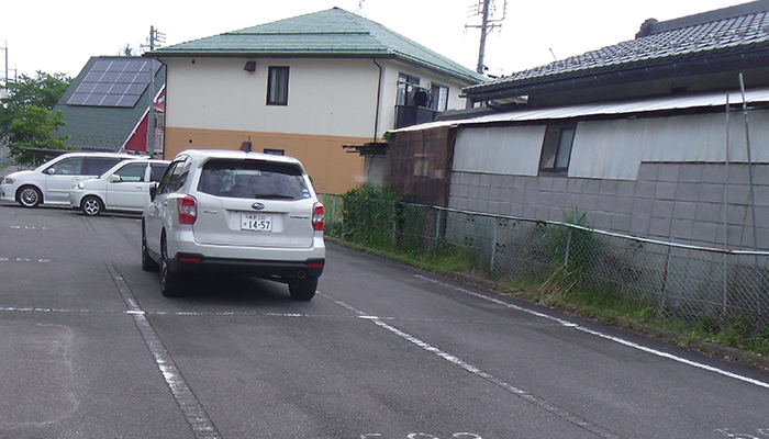 長野県中野市アパート
