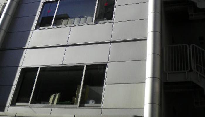 東京都マキタ様駐車場ライン引き工事