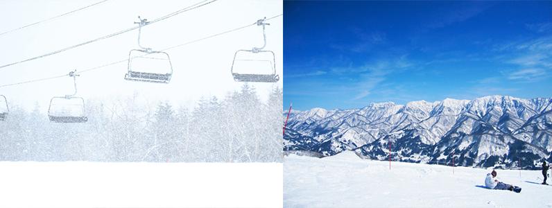 長野県でいち早くオープンするスキー場