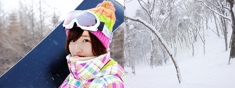 長野県でいち早くオープンするスキー場2