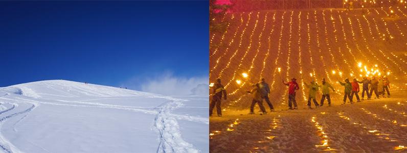 長野県でいち早くオープンするスキー場3
