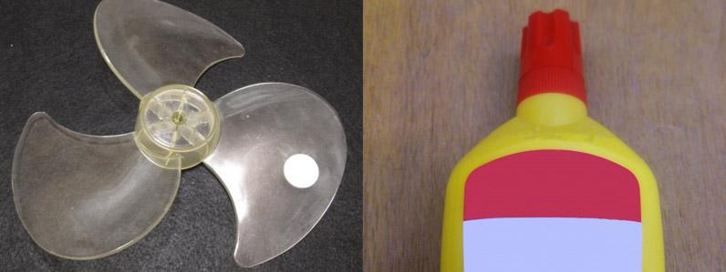 換気扇の汚れを簡単に落とすには木工用ボンドを
