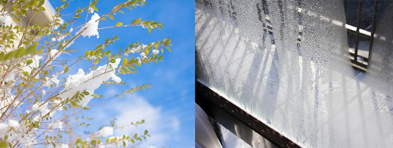 外壁塗装に適した季節2