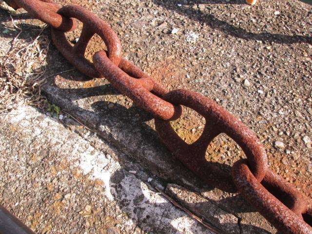 錆びは金属全般の腐食生成物のことです。