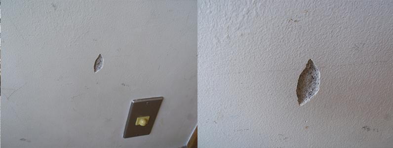内装塗装について