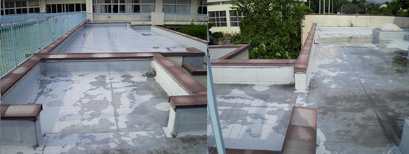 防水塗装の必要性2