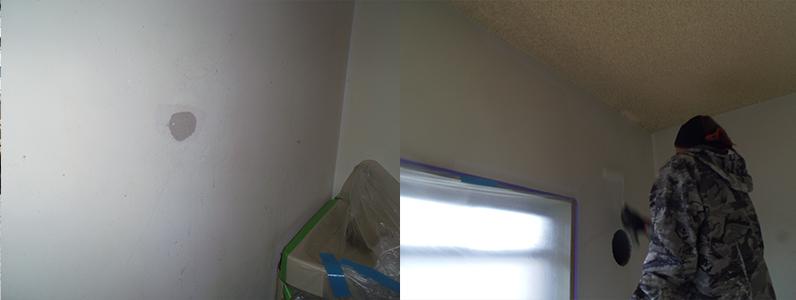内装塗装について2