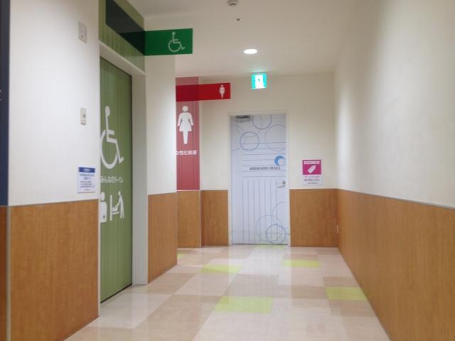 ドアは外開きや引き戸に交換し取っ手を持ちやすくすることも大切になります。