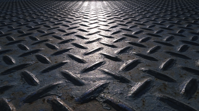 鉄の表面にできる酸化膜で、黒サビは、赤サビの発生を抑えることができます。そのため黒さびは良性の錆と言われることもあります。意図的に鉄の表面に膜をつくり、その膜で錆から保護します。