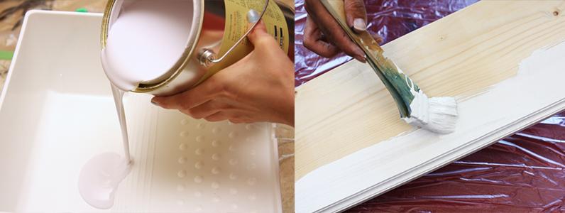 被膜を作る塗料の場合、木目の風合いなどは消えてしまいます。