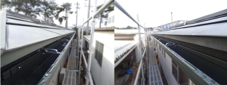 雨どい施工事例写真3