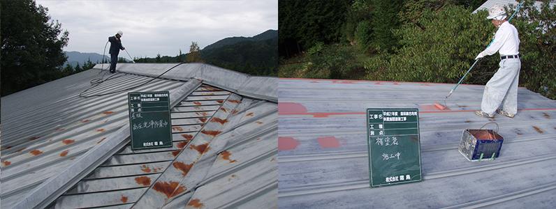 長野で多いトタン屋根3