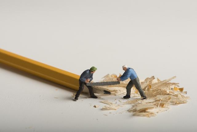 すぐれた建築材料! 木材のひみつtop
