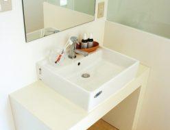 バリアリフォーム・洗面所と脱衣所について
