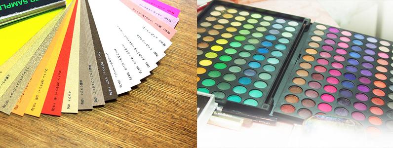 色の基礎知識を学びましょう