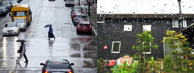 雨水タンクを使って省エネ
