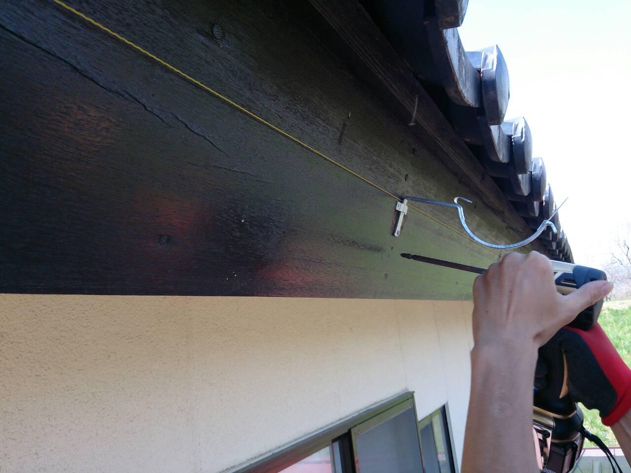 雨樋の支持金具の間隔は適正ですかtop
