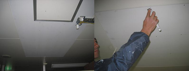 天井張り替え3