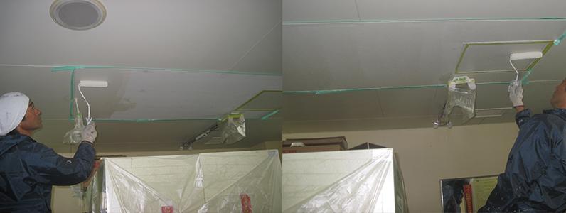 天井張り替え5