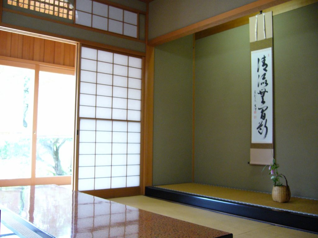 日本家屋塗り替え