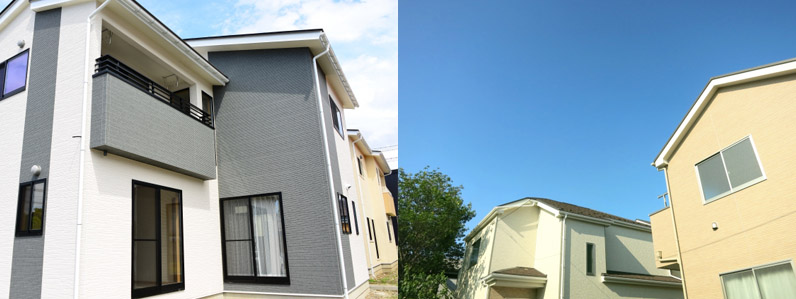いつまでも新築時のような外壁を保ちたいですよね
