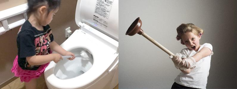 トイレ掃除にストレス溜めていませんか
