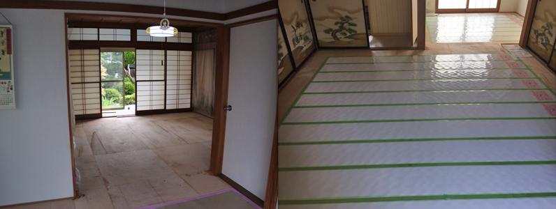 上田市内装リフォーム