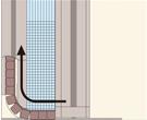 収納式ロープピース