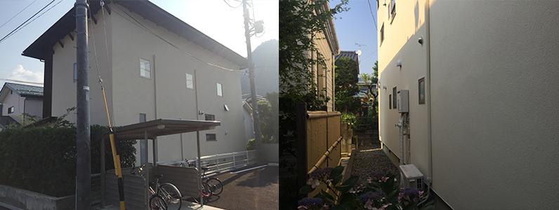 長野市A様邸屋根・外壁塗装工事・施工後長野市A様邸屋根・外壁塗装工事・施工後2