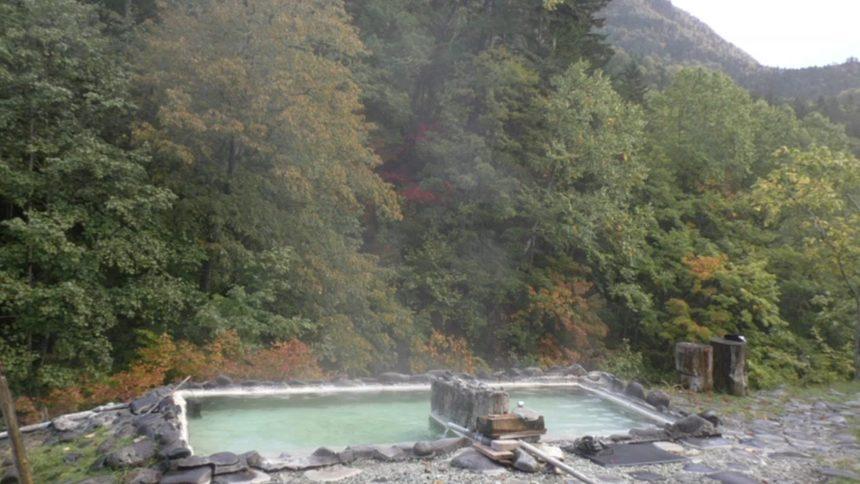 長野の秘湯