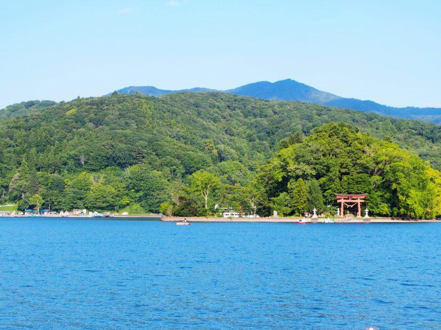 ナウマンゾウの化石が発掘されることでも有名!長野県信濃町野尻湖について