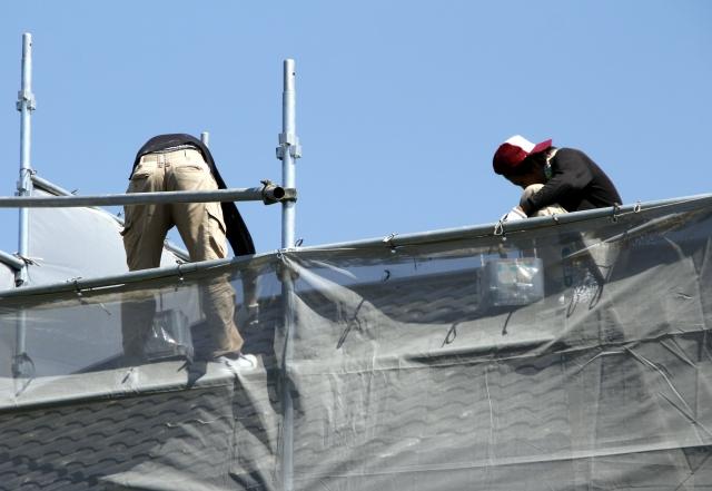 屋根塗装何していくら