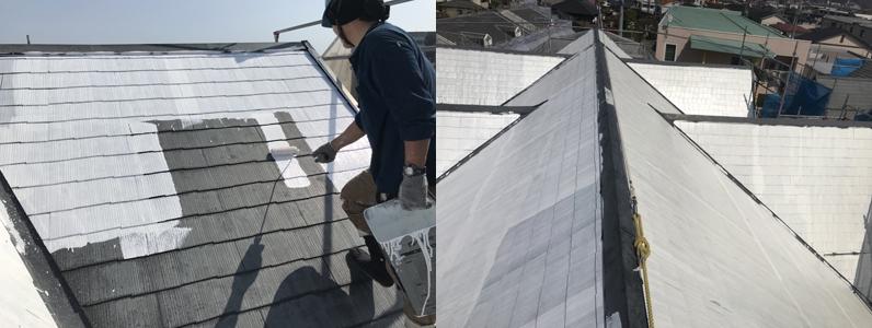 長野市屋根塗装付加価値①