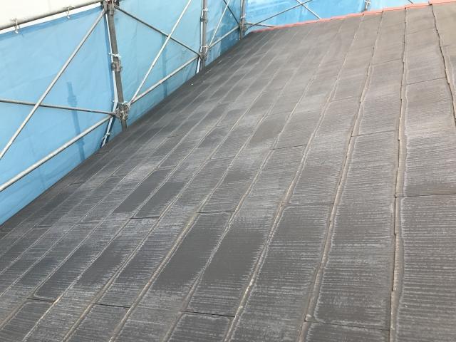長野市稲葉日詰外壁屋根塗装工事